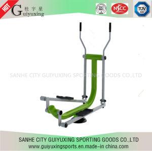 La ginnastica esterna scherza la strumentazione di esercitazione della strumentazione di forma fisica esterna per l'addestratore trasversale Salute-Ellittico fisico dei capretti