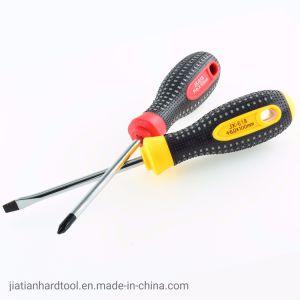 Ручной инструмент 25 резиновые с плоским лезвием отвертки установите винт, водитель, магнитные отвертки