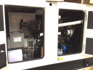 専門の電力の同期システムATSが付いているディーゼル発電機セット