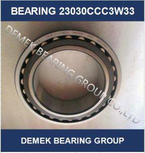 Rolamento de Rolete Esférico 23030 CCC3W33 com compartimento de Aço