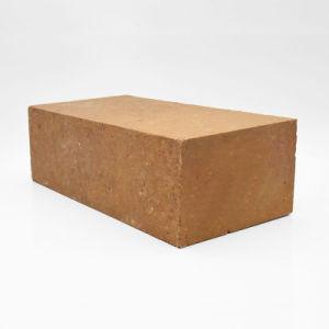 Feu de la brique réfractaire de magnésie MGO brique pour doublure de coulée