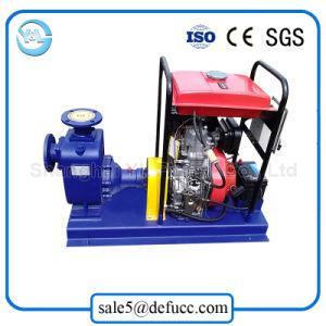 Motor Diesel de autocebado para químicos de la bomba de aceite centrífugo