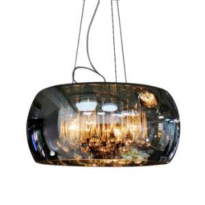 De eigentijdse het Hangen van het Glas van de Eetkamer Verlichting ...
