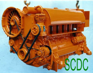 Motore diesel di Deutz del cilindro di originale 4 (BF4L413FR)