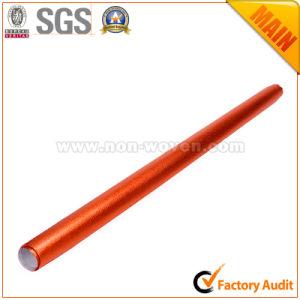 No. 6 i pp arancioni hanno laminato il tessuto