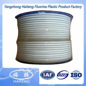Reiner PTFE Teflonpumpen-Flansch-umsponnene Verpackung ohne Öl