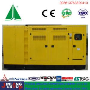 220kVA Groupe électrogène Diesel avec moteur Perkins 1106D'UN-70tag4