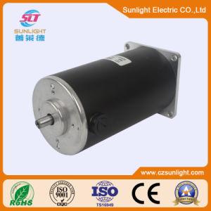 12V/24V 77mm Pincel de DC Motor eléctrico para coche