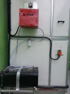 Cabine de Spray Downdraft equipamentos de manutenção automotiva com marcação CE