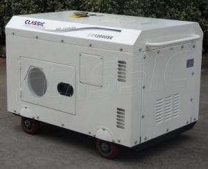 Erfahrener Lieferant des Bison-(China) BS15000dse 11kw 11kVA kleine MOQ Dieselmotor-Preisliste der 1 Jahr-Garantie-