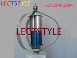 Продажи на заводе 12V/24V400W вертикальной оси ветровой турбины / Генератор ветра
