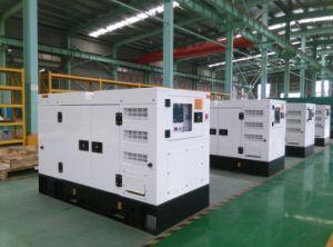 На заводе продать 100 ква дизельного двигателя Cummins генератор с CE Сертификат (GDC100*S)