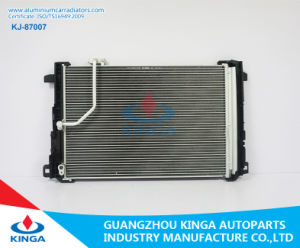 Condensador de aluminio para Benz Clase C W 204 de 2007