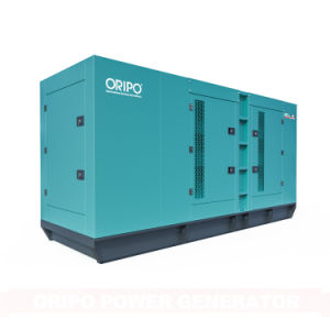 Oripo 20va/16kw 침묵하는 디젤 엔진 발전기