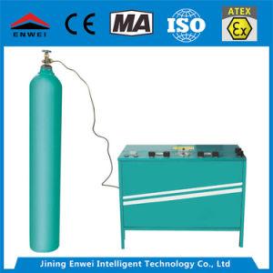 Energiesparende Sauerstoff-Füllende Maschinen-Sauerstoff-füllende Pumpe für Krankenhaus