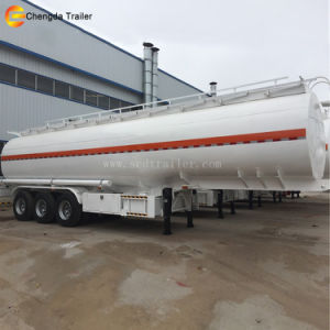 3 rimorchio diesel del serbatoio di combustibile dell'asse 45cbm da vendere