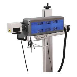Высокоэффективные пластиковые бутылки для охлаждения воздуха CO2 лазерная маркировка машины