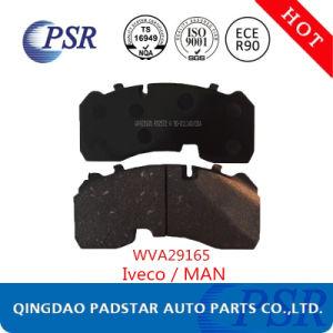 Veículo Novo Estilo Weld-Mesh pastilha de travão de disco Wva29171/29087/29165 para a Mercedes-Benz/Man/Iveco