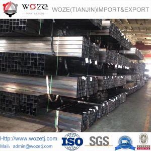 Sezione vuota d'acciaio del tubo ERW dell'armatura