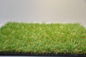 Het vergulden van het Kunstmatige Gras van de Luxe van de Reeks voor het Modelleren (BSB)