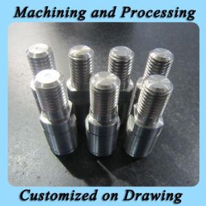 China experimentó parte de mecanizado CNC