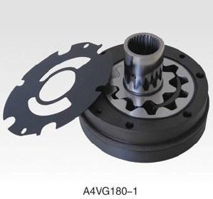 Ladepumpe-Ersatzteile der Hydrauliköl-füllende Pumpen-Maschinenteil-Abrutschen-Pumpen-A4vg180