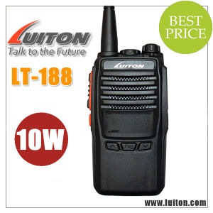 Long Range Powerful Professional Walkie Talkie 10W Lt 188h