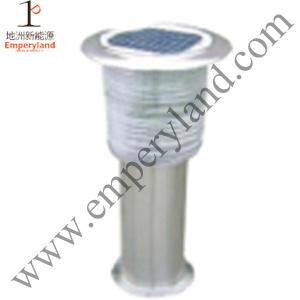 アルミニウムボラード1Wの太陽芝生ライト(DZ-CT-207)