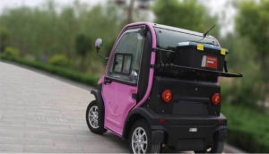 Elektrisches Solarauto für Verkauf 2018 mit guter Qualität