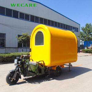 販売の移動式食糧カートのため、電気ファースト・フードのトラック