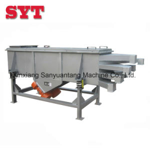 Linear Vibrating Sieve for Powder and Granules