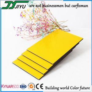 Jiyu Decoración Material de revestimiento de pared ACM