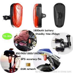 Sos de Fiets van de Functie/GPS van het Voertuig Drijver met het Lage Alarm Tk906 van de Batterij