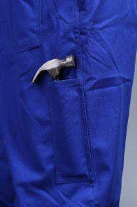 100% coton Proban ignifuge vêtement de sécurité avec bandes réfléchissantes