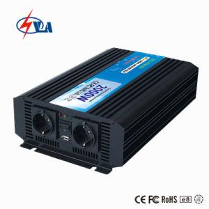 12V 240V de onda senoidal pura Inversor de potencia de 2000W