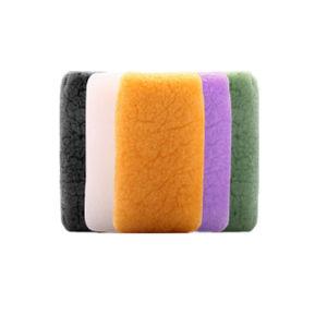 セルロースの顔の洗剤100%の自然なKonjacスポンジの顔の清潔になるスポンジ
