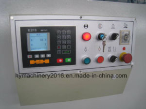 QC11Y-20X3200 Guilhotina Hidráulica Máquina de cisalhamento e máquina de corte de chapa de aço