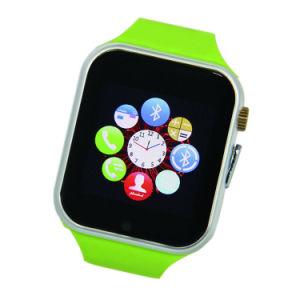 Gelbert A1 SIM Karten-intelligente Uhr für androiden IOS