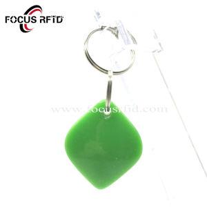 새로운 도착 방수 Lf/Hf/UHF RFID Keyfob 꼬리표