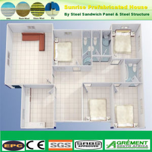 Casas modulares casa de madera barata casas modulares prefabricados casa