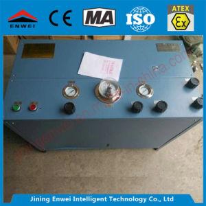 Ae102uma bomba de enchimento de oxigênio para o cilindro de Enchimento