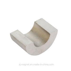 Большие SmCo постоянного магнита Arc магнит для продажи