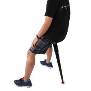 Cadeira de pesca leve de viagem de metro Mini cadeira dobrável portátil