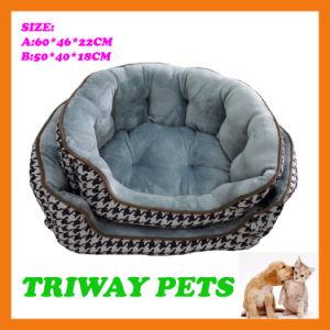 Elevado conforto e Quaulity Cama de cães e gatos (WY1610106-3A/B)