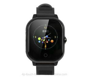 Ce/RoHS/FCC het Goedgekeurde GPS van de Baby Horloge van de Drijver met IPS het Scherm Y8