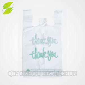 Personnalisés Amidon de maïs brut de gros sac en plastique