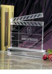 Nouvelle mode Crystal Award avec laser 3D