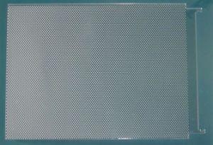 TV die de Laser die van Co2 stippelen de Machine van de Gravure LGP merken die Teller stippelen