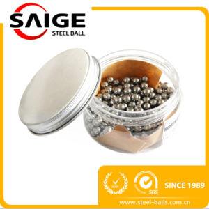 Service d'alimentation d'usine OEM Sphère de roulement en acier chromé