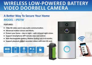 低電力ドアベルの無線パノラマ式のVr IP CCTVの機密保護のホームカメラ